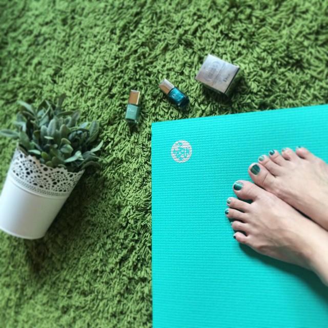 Review Yoga Mat รีวิว เสื่อโยคะ Manduka Lululemon Jason